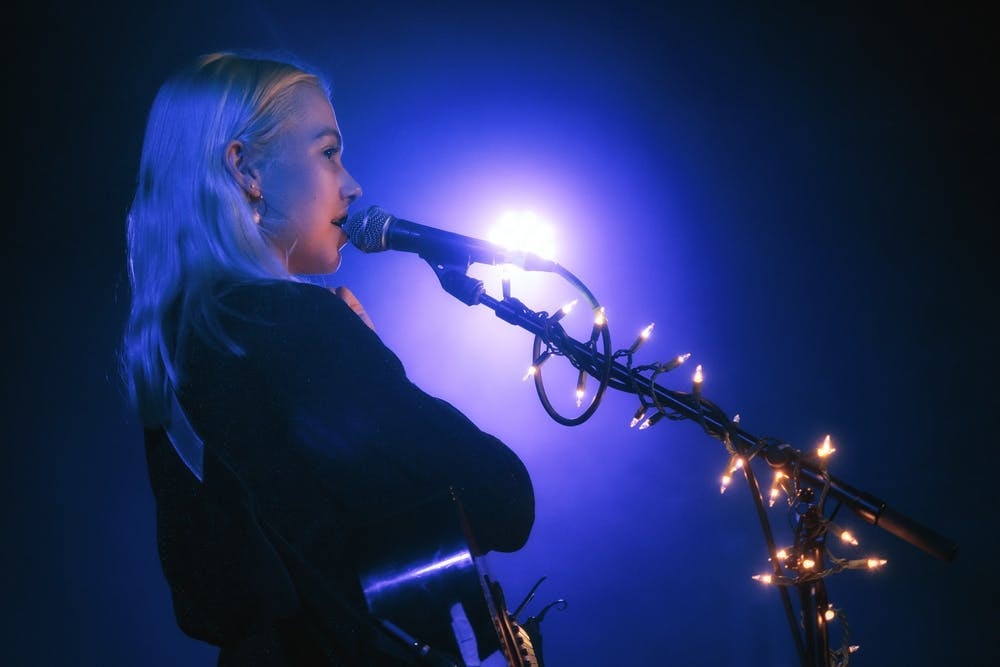 "A talented lyricist and indie favorite, Phoebe Bridgers worked with Rob Moose to rework four songs off her 2020 album ""Punisher"" on her new EP, ""Copycat Killer."""