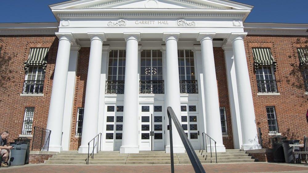 The Cockburn-Riggleman debate will be hosted in Garrett Hall.