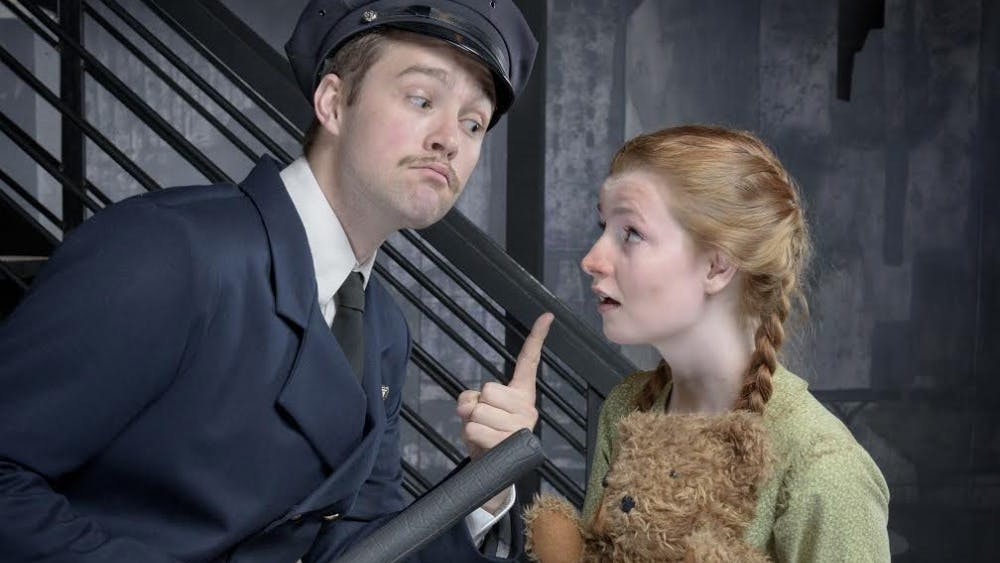 """The Drama Department's production """"Urinetown,"""" an unusual but acclaimed show, is running through Saturday, April 7."""