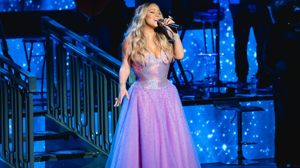 """To coincide with the release of her memoir, """"The Meaning of Mariah Carey,"""" the singer put out a new album, """"The Rarities."""""""