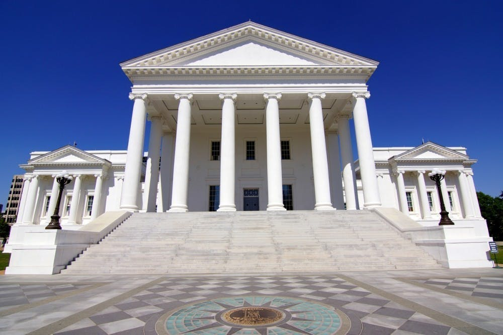 <p>While the Virginia House of Delegates plans to meet virtually, the Virginia State Senate will meet in-person.</p>