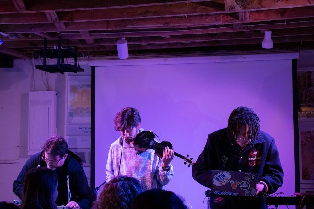 <p>Artists at the Bridge Progressive Arts Initiative present Technosonics, bringing cutting-edge musical innovation to the University and Charlottesville.&nbsp;</p>