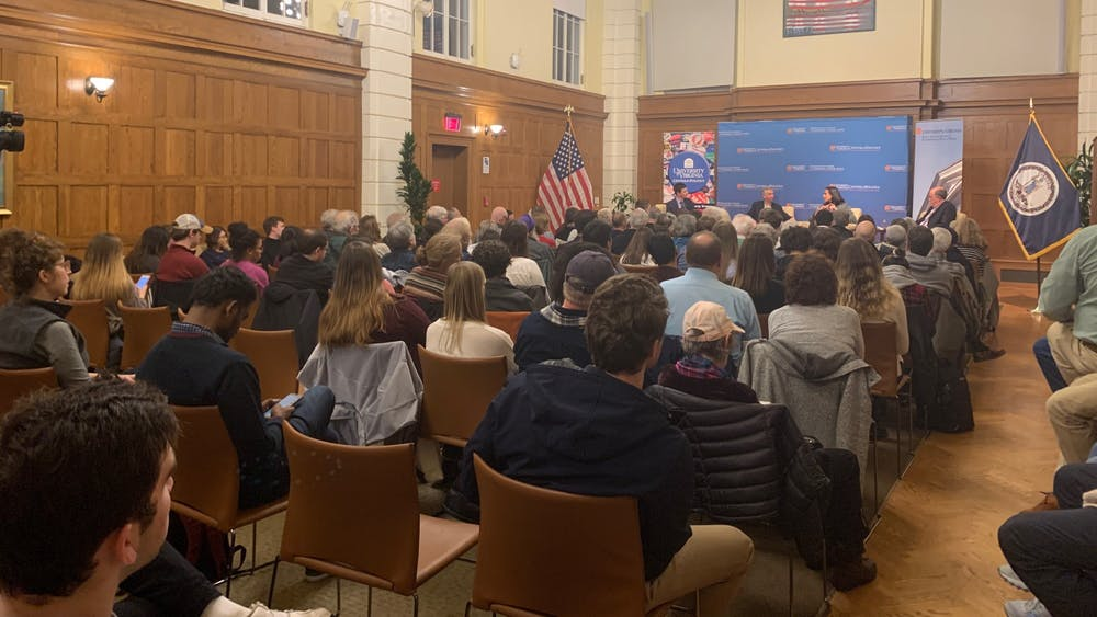 According to Ken Stroupe, Associate Director of the Center for Politics, the chosen panelists are experts that have been consulted throughout the Center's taping of its most recent documentary in partnership with PBS.