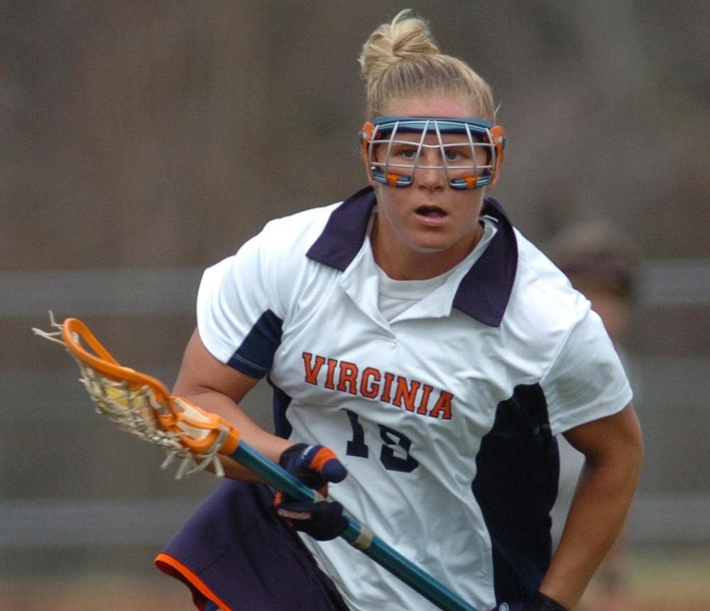 <p>Slade was the first Cavalier in history to win the Tewaaraton Trophy, which recognizes the most outstanding men's and women's collegiate lacrosse players annually.</p>