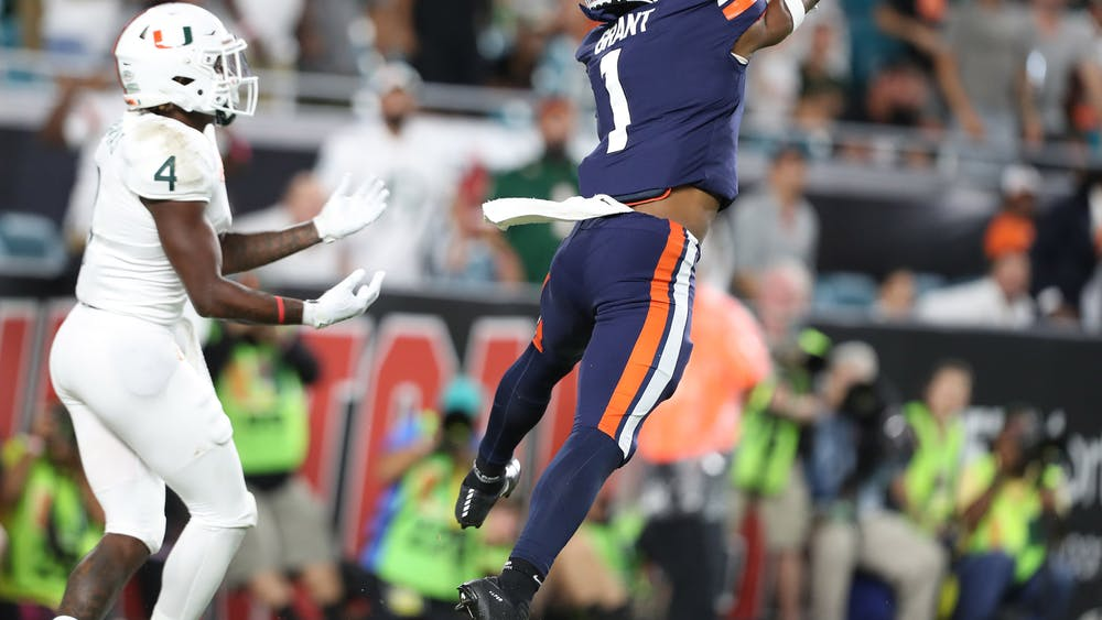 Senior cornerback Nick Grant will be called upon all night to stop a dynamic Miami passing attack headed by senior quarterback D'Eriq King.