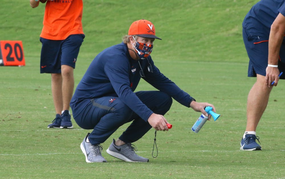 <p>Virginia Football returned to Grounds for mandatory training July 15 and three players have tested positive since then.&nbsp;</p>