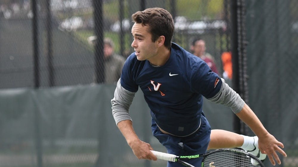 Junior Henrik Wiersholm clinched the match with a 7-5, 7-5 win over Ohio State redshirt freshman Kyle Seelig.