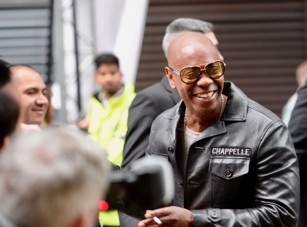 """Comedian Dave Chappelle returned to """"SNL"""" to host the first episode after the 2020 election."""