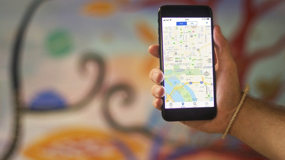The Infatuation App is a must-have. While in the app, you can see nearby restaurants that their content creators have reviewed, in the form of a map.