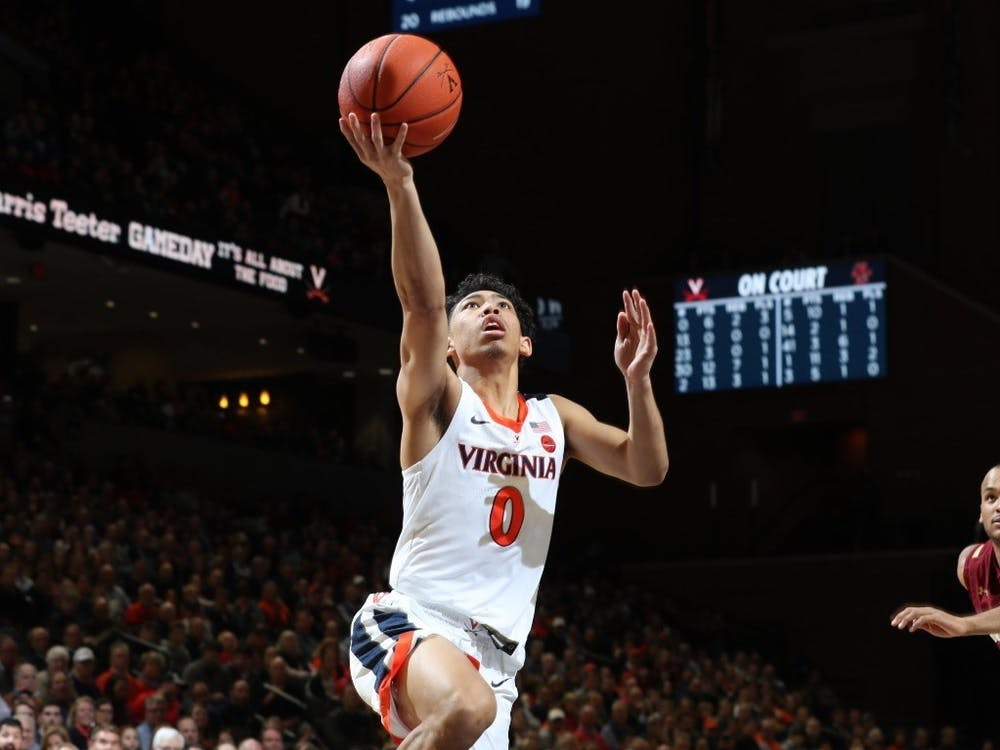 Sophomore guard Kihei Clark found his groove Saturday, scoring 17 points while picking up five rebounds and adding three assists.
