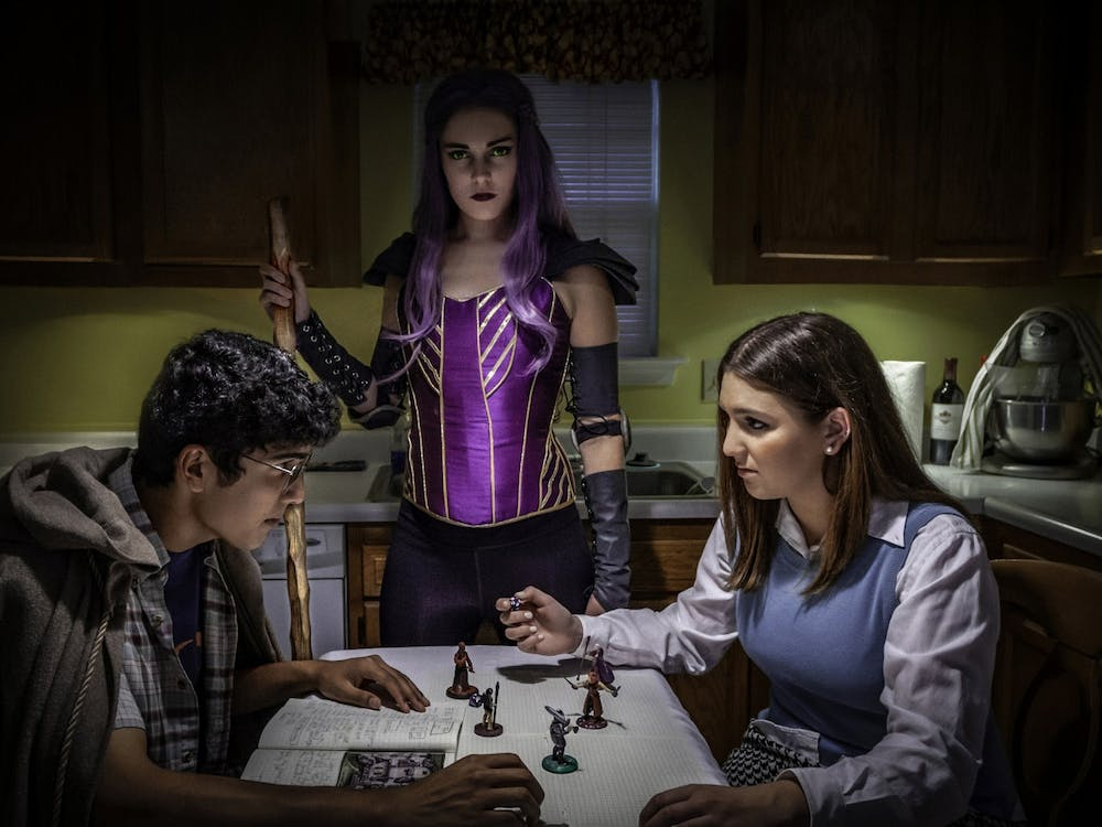 """""""She Kills Monsters,"""" currently being staged by the Drama Department, explores grief and teenagehood through the fantasy roleplay game Dungeons and Dragons."""