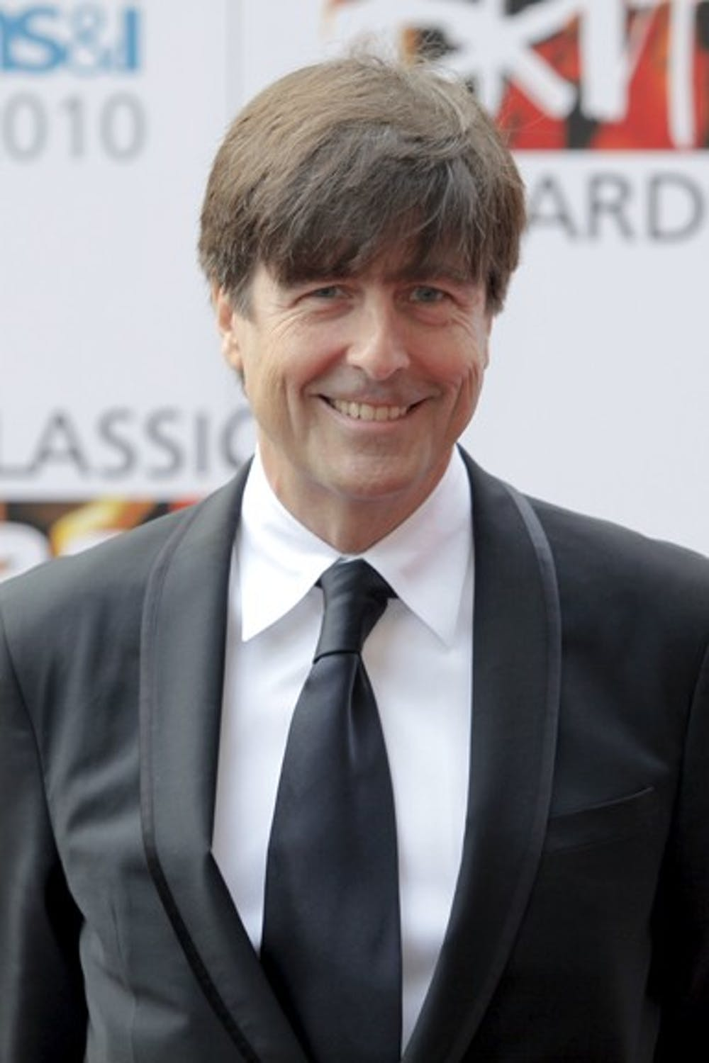 <p>Prolific film scorer Thomas Newman at the Brit Awards in 2010</p>