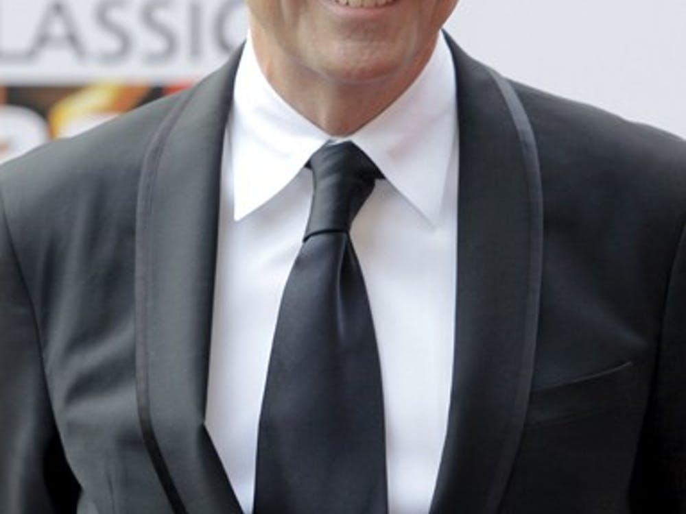 Prolific film scorer Thomas Newman at the Brit Awards in 2010