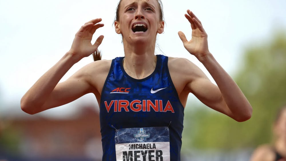 Meyer became the first woman in program history to take home a national title