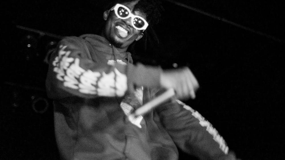 """Playboi Carti released his much-anticipated album """"Whole Lotta Red"""" on Christmas Day."""