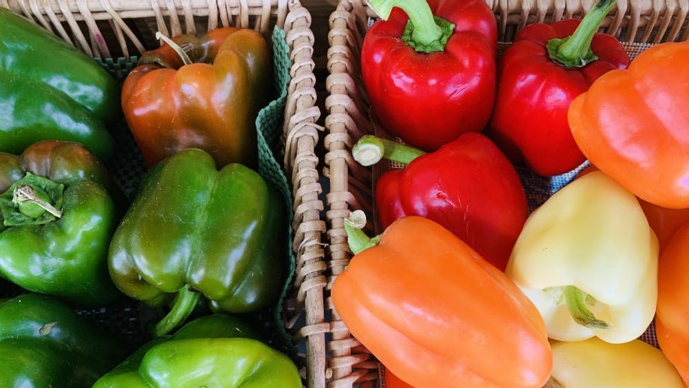 Some tips for grocery-store beginners — most grocery stores are set up in similar ways. Fresh and unpackaged foods will be along the perimeters.