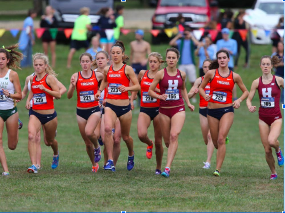 The women's cross country team finished 9th at the ACC Championships last year.