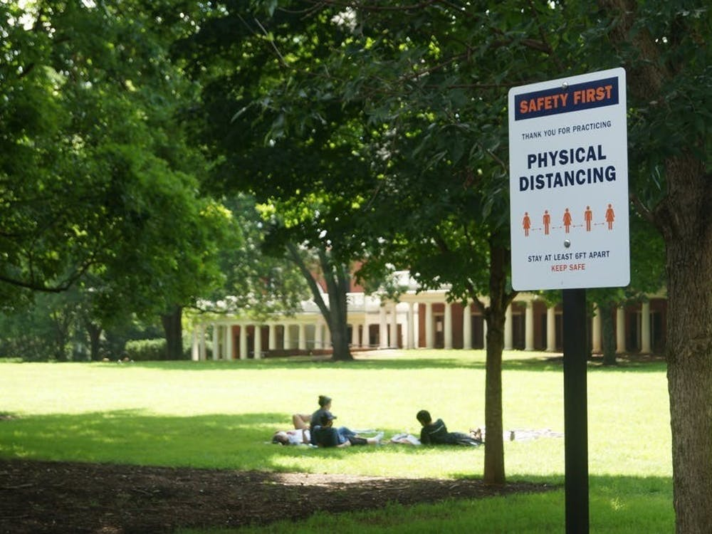 The restrictions require that students not gather in groups greater than five, adhere to mask gathering rules and not travel outside the Charlottesville community.