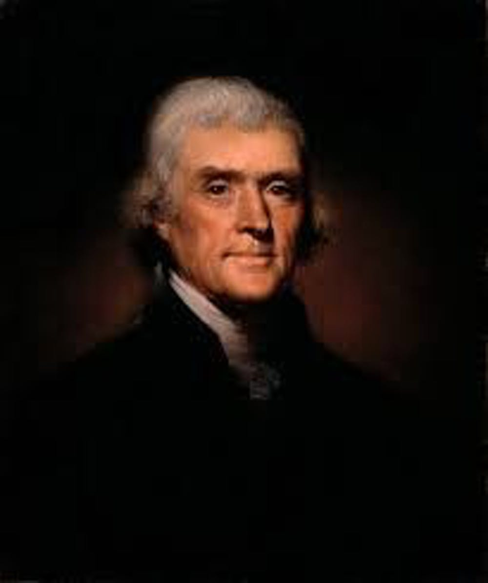 <p>While Jefferson's involvement in slavery can't and shouldn't be forgiven, it is clear that he made some of the crucial steps towards freeing slaves in the United States.</p>