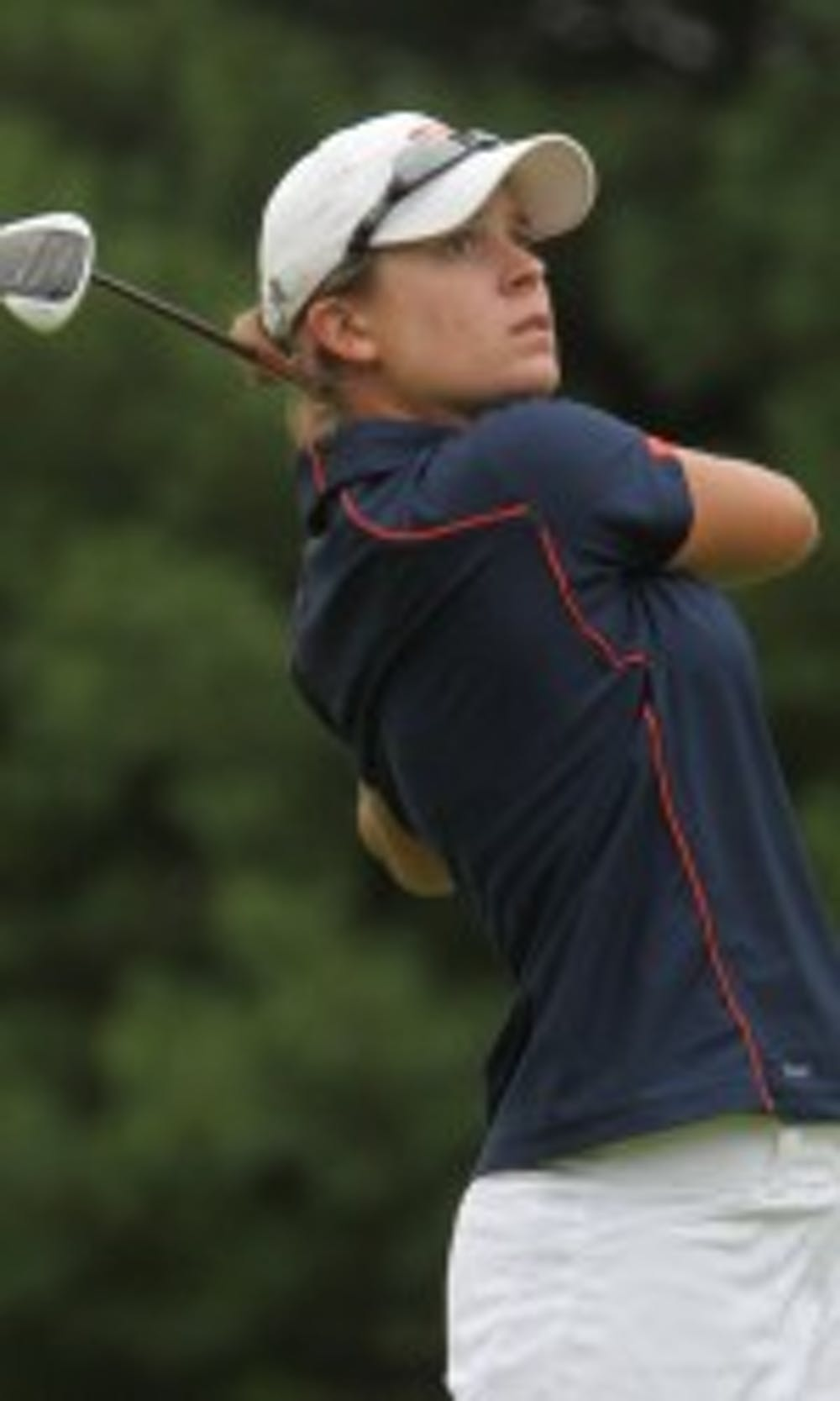 <p>Senior Lauren Coughlin, one of four Cavaliers to place in the top-10 at the&nbsp;Bryan National Collegiate, will lead the Virginia women's golf team&nbsp;into the ACC Championships this weekend.</p>