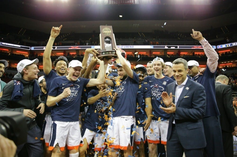 <p>Tip-off for Virginia's Final Four matchup against Auburn is set for 6:09 p.m. in Minneapolis, Minn.</p>