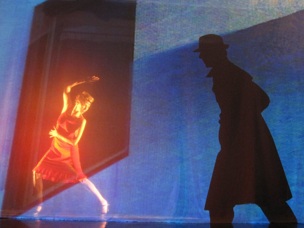 Bridgman   Packer Dance are acclaimed for their innovative integration of choreography and video technology that explodes the partnering form into a magically populated stage where image and reality collide.