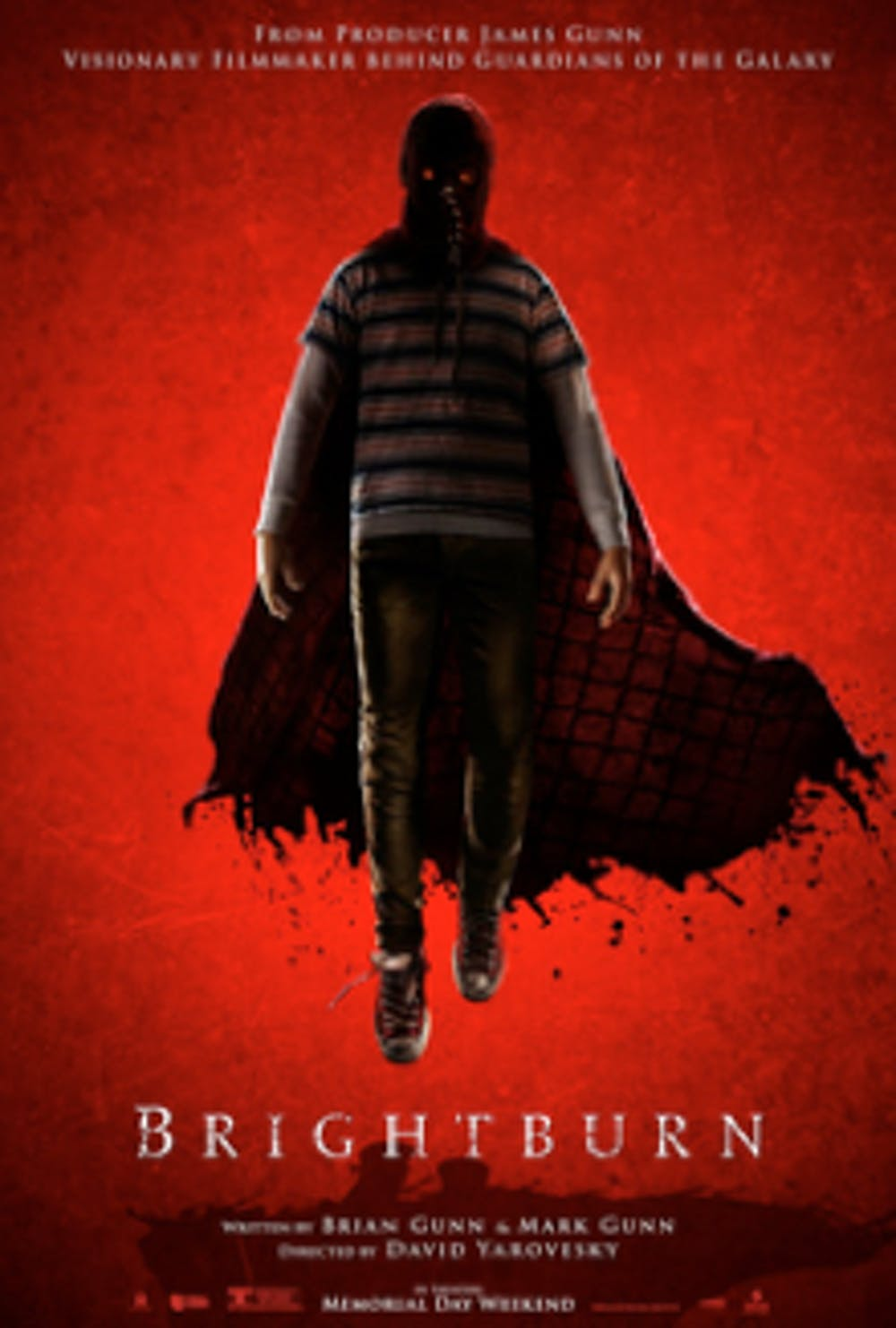 "<p>""Brightburn,"" a new superhero-horror film, hit theaters May 24 and riffs on the classic origin story of &nbsp;Superman.</p>"