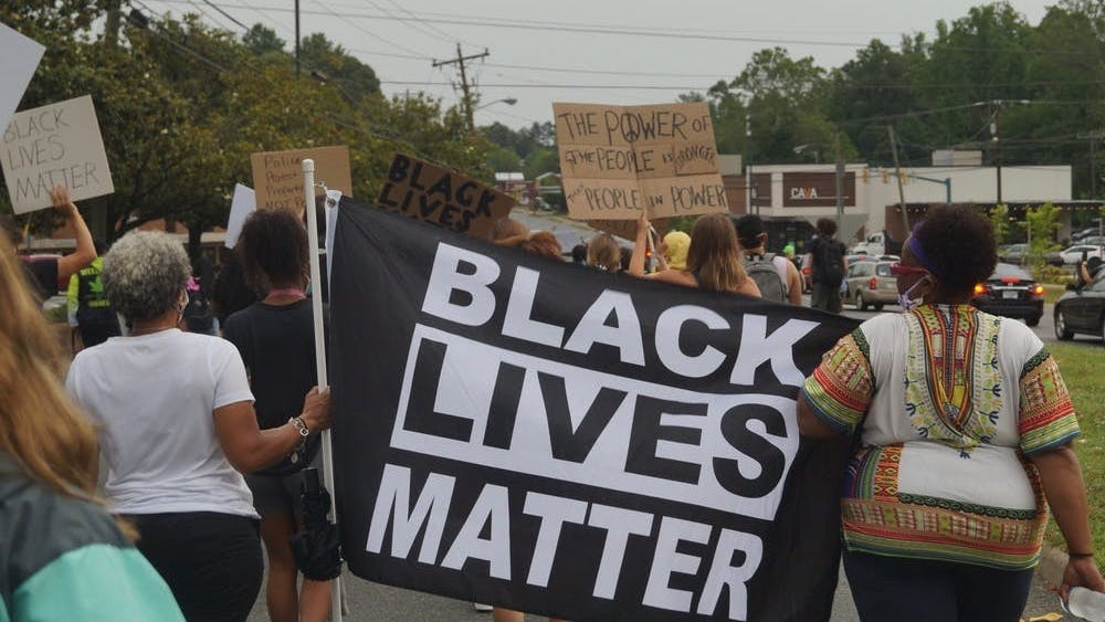 The Black Lives Matter movement has seen many triumphs as America's institutions and public are now expressing anti-racist sentiments.