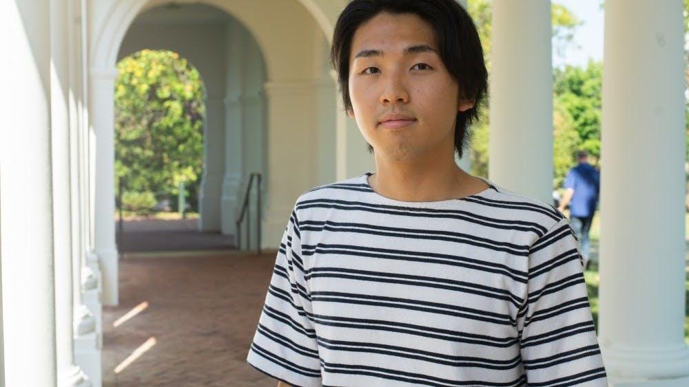 Jason Ono是弗大今日的一名生活专栏作家