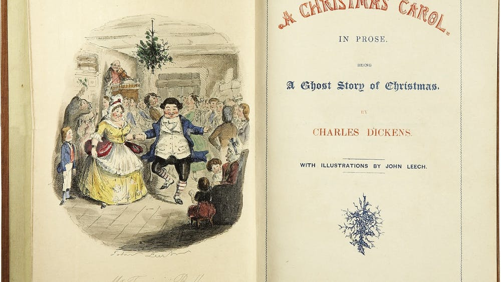 "The age-old story ""A Christmas Carol"" by Charles Dickens gets another film adaptation on FX."