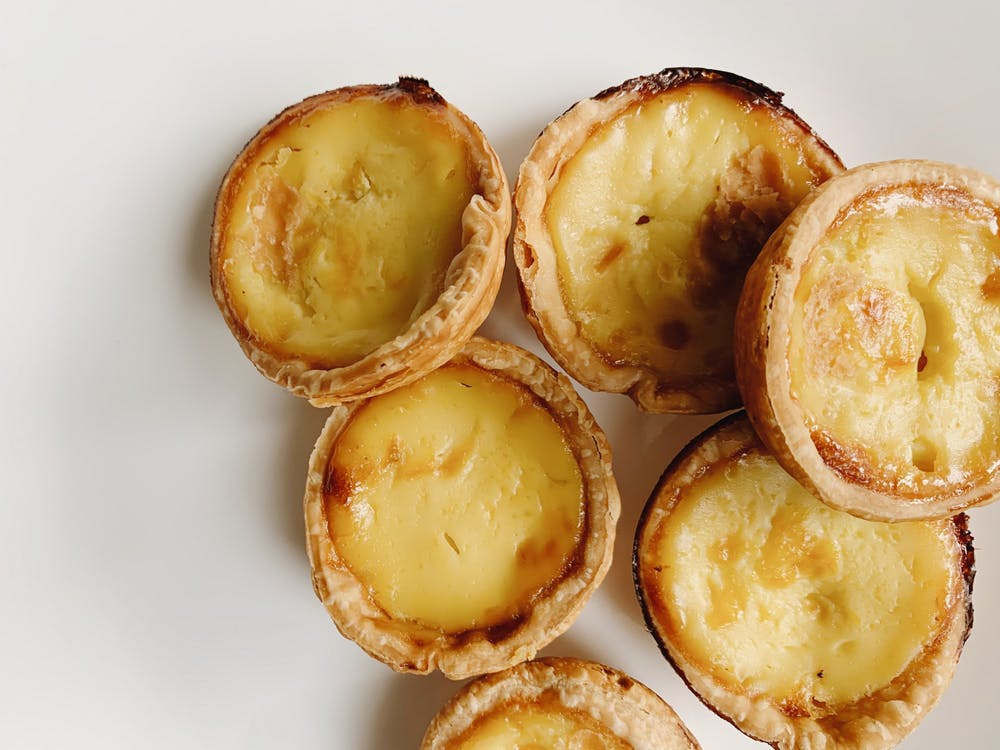 These egg tarts are creative yet flavorsome — a refreshing break from conventional baked goods.