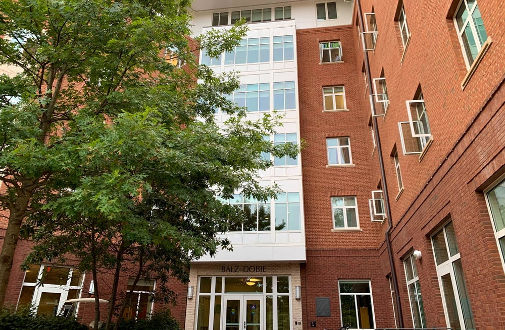 <p>Working with the Virginia Department of Health, the University is monitoring wastewater from residence halls, which can detect the presence of COVID-19.</p>