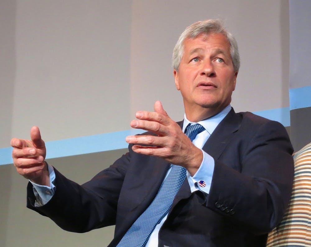 "<p>CEO of JPMorgan Chase Jamie Dimon believes Warren is ""vilifying successful people.""</p>"