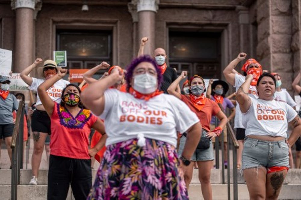 <p>Texas has annointed each of its citizens as anti-abortion bounty hunters.</p>
