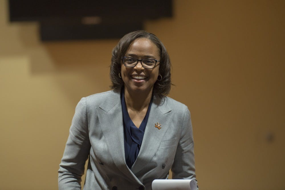 <p>Employees who volunteered to take a pay cut include Athletics Director Carla Williams, all 20 Virginia head coaches and 51 assistant coaches and additional staff.&nbsp;</p>