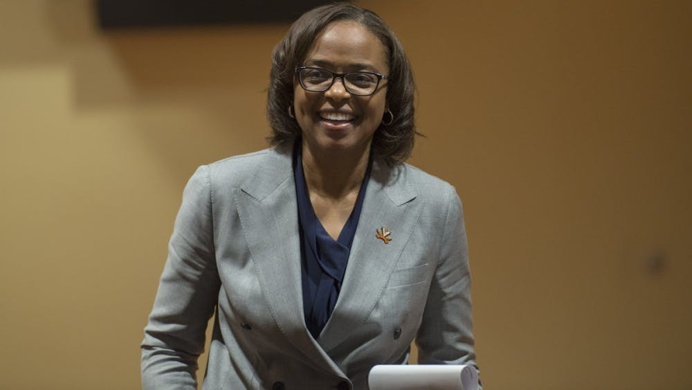 Employees who volunteered to take a pay cut include Athletics Director Carla Williams, all 20 Virginia head coaches and 51 assistant coaches and additional staff.