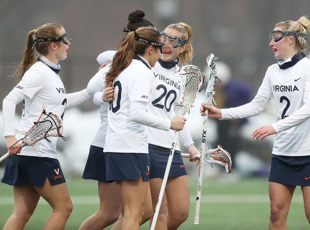 <p>Although the Cavaliers allowed the Cardinals to storm back with a late 5-1 run a goal by freshman attacker Maggie Bostain sealed a Virginia win.&nbsp;</p>