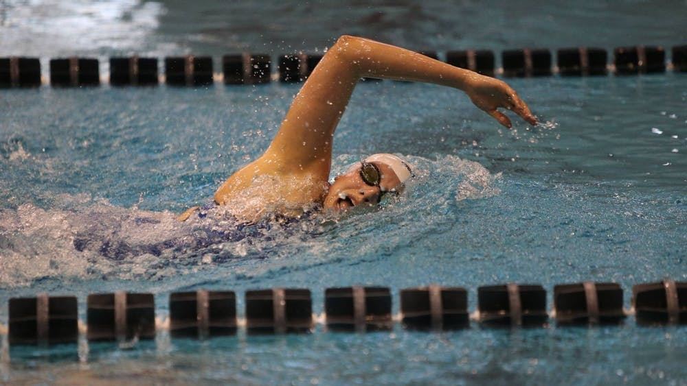 The Cavaliers were the first-ever ACC team to win the NCAA women's swimming and diving championship.