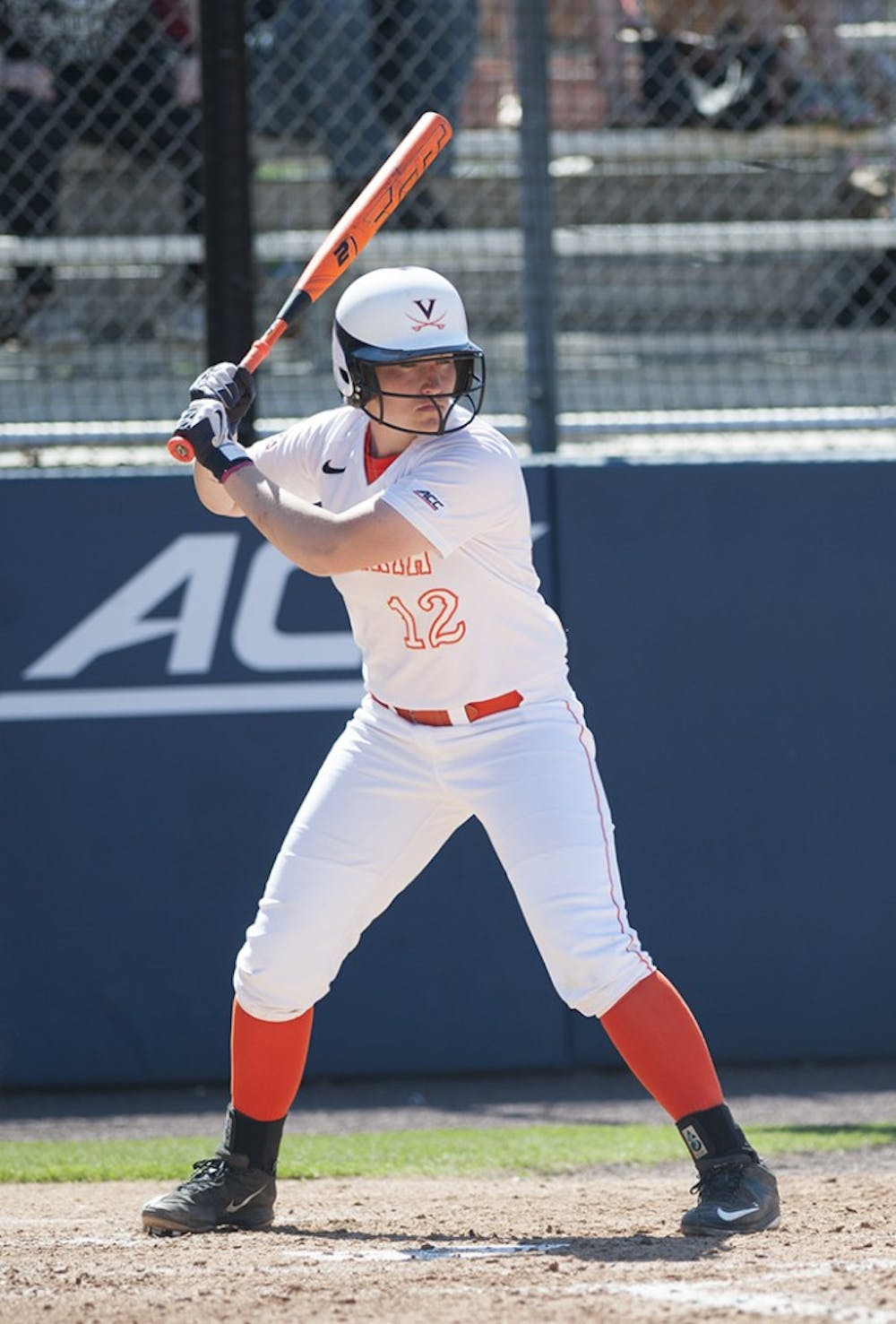 <p>Junior catcher Katie Park emphasized a maintaining a&nbsp;positive mindset as Virginia has struggled, losing 12 of its last 14 games.</p>