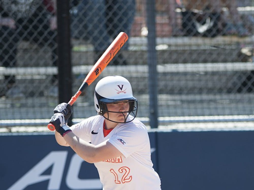 Junior catcher Katie Park emphasized a maintaining a positive mindset as Virginia has struggled, losing 12 of its last 14 games.