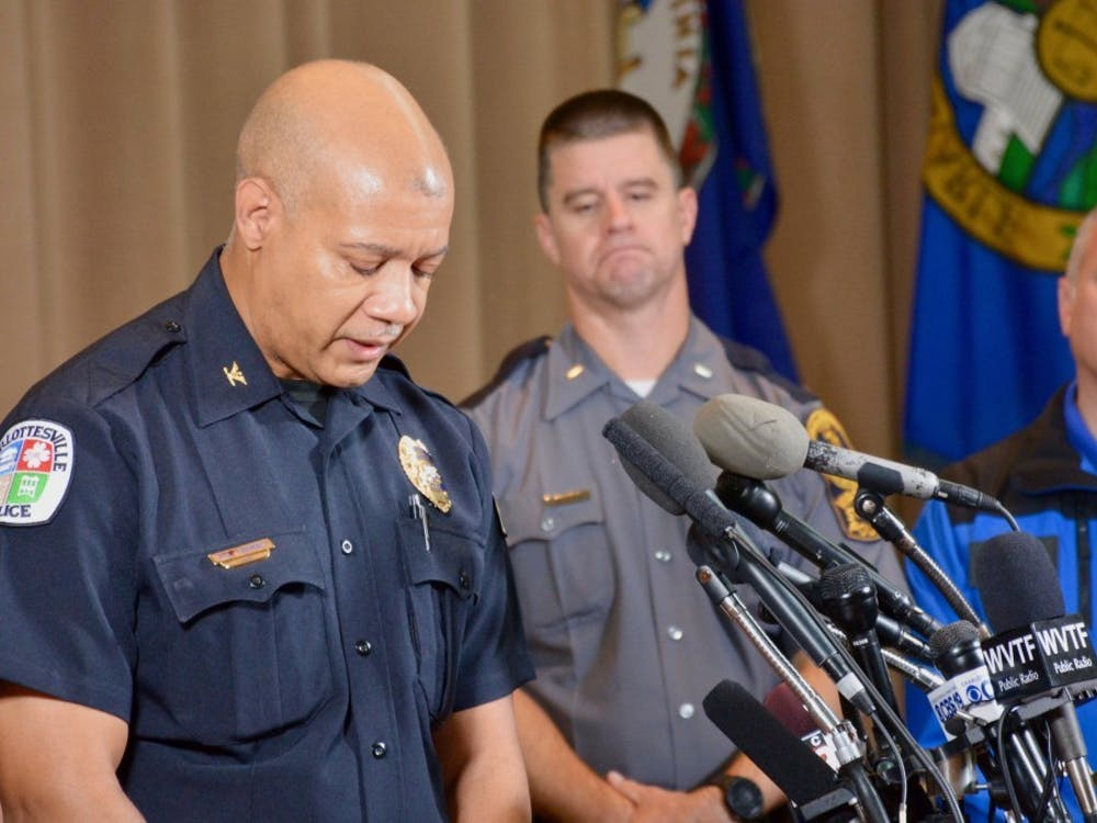 City of Charlottesville spokesman Brian Wheeler said Monday that former Charlottesville Police Chief Al Thomas will continue to receive his salary until July 15, 2018.