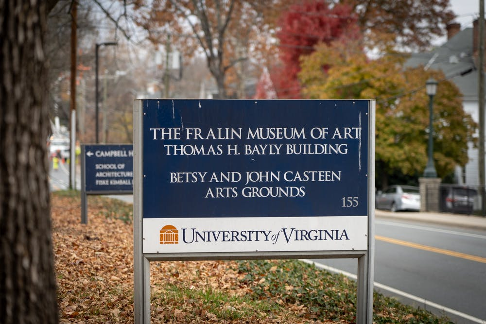 <p>The Fralin Museum of Art at the University implements commitment to displaying 50 percent of art from underrepresented communities.&nbsp;</p>