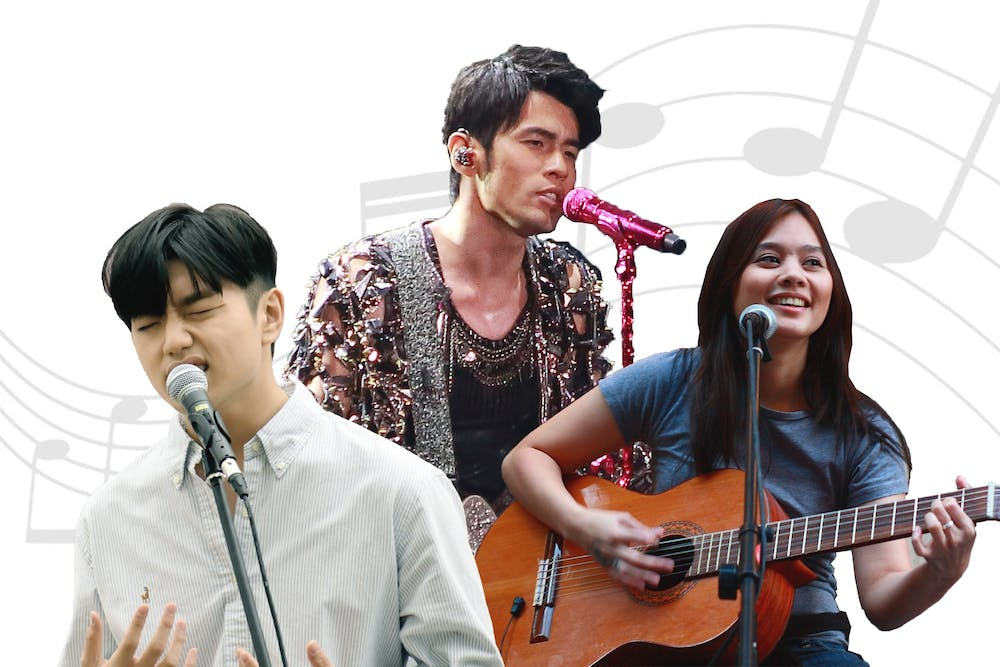 <p>Artists Sam Kim, Jay Chou and Kitchie Nadal are among the variety of musicians you can jam along to in celebration of APIDAHM and beyond.&nbsp;</p>