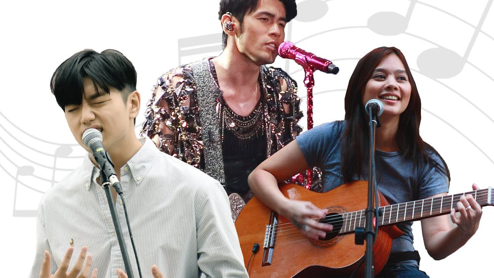Artists Sam Kim, Jay Chou and Kitchie Nadal are among the variety of musicians you can jam along to in celebration of APIDAHM and beyond.
