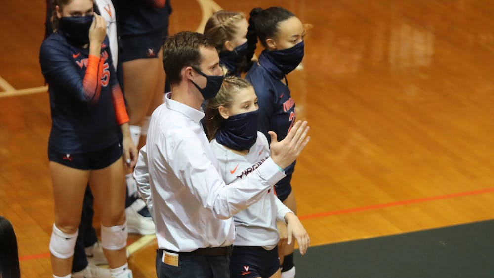 Friday marked the first time Virginia volleyball lost to Virginia Tech in over two years.