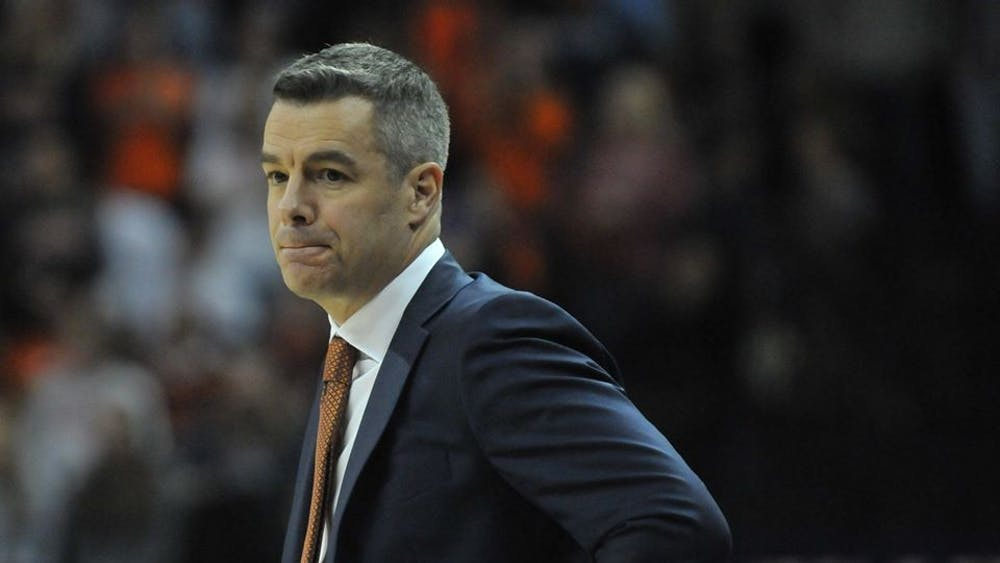 Virginia Coach Tony Bennett has lifted his team to No. 2 in the rankings for the first time since 2015.