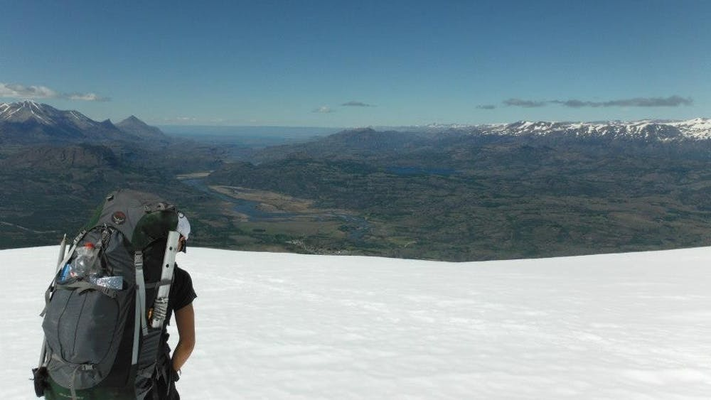 Second-year College student Will Pavlisspent his year participating in National Outdoor Leadership School in Patagonia, Argentina, completing the Camino de Santiago ancient pilgrimage route in Spain and working on a Worldwide Opportunities on Organic Farms site in Granada.