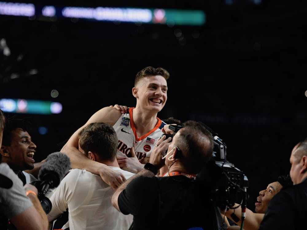 Junior guard Kyle Guy scored 6 of his 15 points in the game's last 10 seconds to send Virginia to victory.