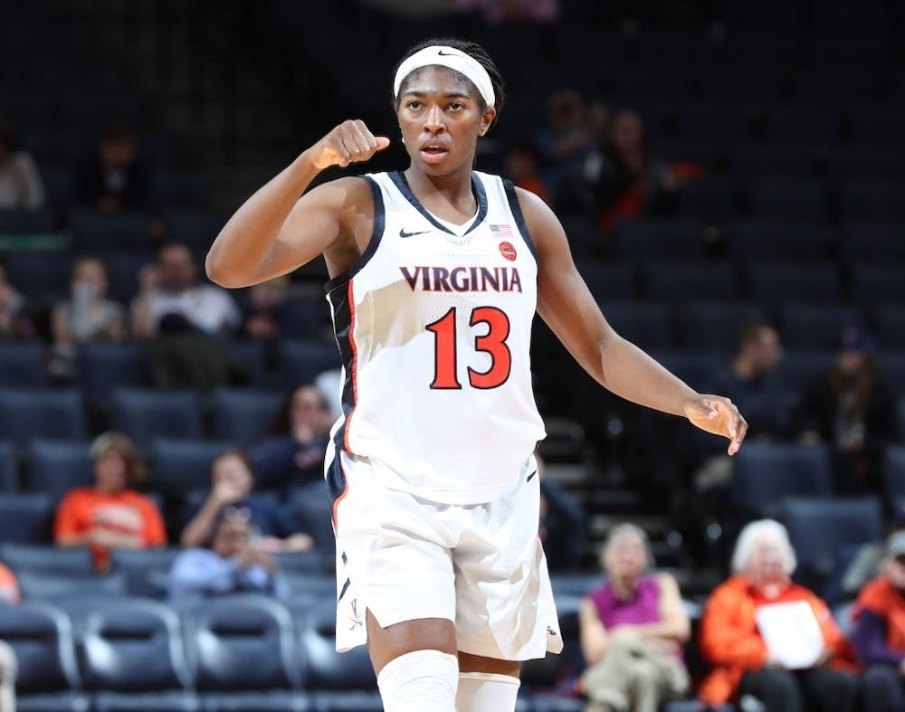 <p>Senior guard Jocelyn Willoughby had a career-high 31 points Tuesday night.</p>