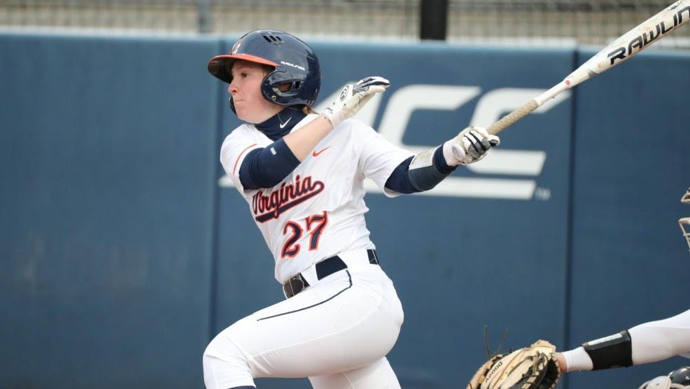 <p>Freshman infielder Arizona Ritchie went 3-for-3 at the plate Tuesday night.</p>